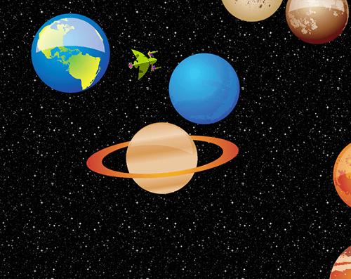 Spacesimulation
